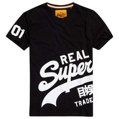 046c450622df5b Superdry Vintage Logo Wrap Around Tee buy and offers on Dressinn