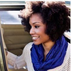 "arainbowfish: "" Lovin the look! See more natural hair photos Here…. on: http://www.shorthaircutsforblackwomen.com/porsha-williams-natural-hair-bomb-hidden/ """
