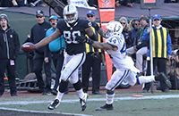 In-Game Feed: Oakland Raiders Beat Indianapolis Colts 33-25