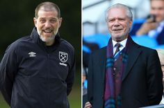 DAVID GOLD PUBLICLY SLATES WEST HAM MANAGER SLAVEN BILIC - FOR VERY GOOD REASON