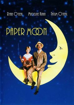Paper Moon with Tatum and Ryan O'Neal