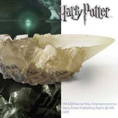 The shell that took a part in the death of Dumbledore