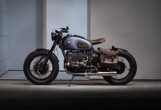 """BMW R69S """"Thompson"""" by ER Motorcycles"""