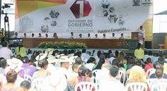 Ante la presencia de más de 4 mil huetamenses, el presidente municipal Elías…