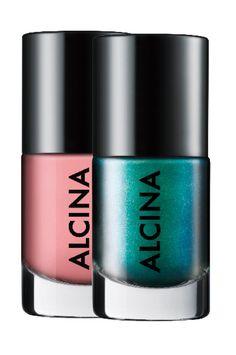 Ultimate Nail Colour dahlia / lagoon  http://www.alcina.cz/ultimate-nail-colour.aspx