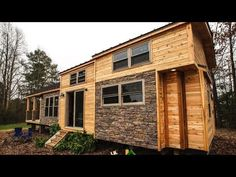 Most Cozy Park Model RV Tiny House for Family of Four - YouTube