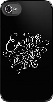 Everyone Deserves Tea (Lizzie Bennet Diaries) by six-fiftyeight