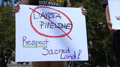 "Iowa Landowners Sue to Stop Dakota Access Construction, Say Pipeline Provides No Public Service.""The Dakota Access pipeline is also facing legal resistance in Iowa, one of four states through which it passes. We go to Des Moines to speak with Bill Hanigan, an attorney representing 15 Iowa landowners who are contesting the project's use of eminent domain under the guise that it would provide a public service, even as it threatens to pollute the state's farmland and water supplies."""