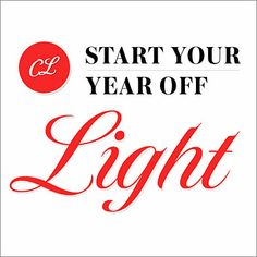 Healthy Tips for the New Year from Cooking Light