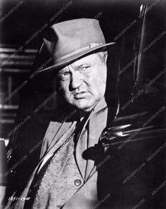 photo Orson Welles portrait classic film noir A Touch of Evil 2764-10