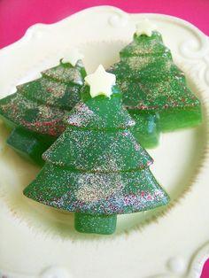 Christmas Pine Tree Soap