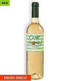 Vino Ecológico Verdejo Blanco Cent Piques https://www.delproductor.com/es/cavas-vinos-ecologicos/598-vino-ecologico-verdejo-blanco.html