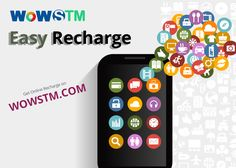Why to opt for retailers when you can do it easily by a single click. Visit wowstm.com for an affordable and simplest process of online recharge. #easyrecharge, #rechageonline, #mobilerecharge, #phonerecharge, #quickrecharge