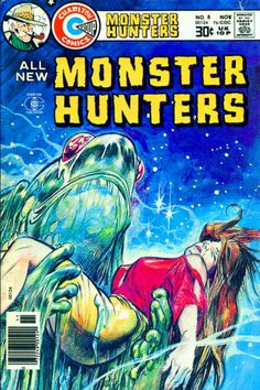 COMIC_monsters_unleashed_02 #comic #cover #art