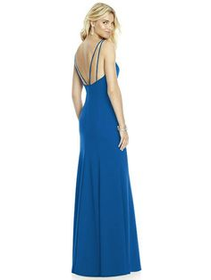 Dessy Collection Bridesmaid style 6758 http://www.dessy.com/dresses/bridesmaid/after-six-style-6758/