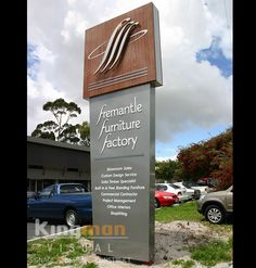As Perth's premium signwriters, Kingman Visual specialises in crafting unique signage that stands out from the crowd. From design and manufacturing to Pylon Signage, Wayfinding Signage, Signage Design, Cafe Design, Architectural Signage, Monument Signs, Sign Board Design, Exterior Signage, Environmental Graphic Design