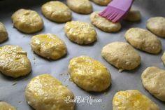 Τυροπιτάκι, το ευκολάκι ⋆ Cook Eat Up! Cookies, Desserts, Food, Crack Crackers, Tailgate Desserts, Deserts, Biscuits, Essen, Postres