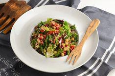 salata vegetariana Lidl, Ratatouille, Quinoa, Spaghetti, Ethnic Recipes, Food, Future, Cooking, Essen