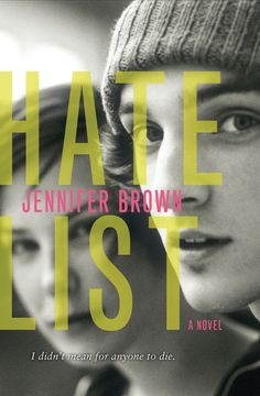Hate List by Jennifer Brown. I'm about halfway through this. Love it so far.