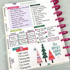 Wishing you all a wonderful day! Planner Tips, Planner Layout, Goals Planner, Planner Pages, Printable Planner, Planner Stickers, Mom Planner, Project Life Planner, Printables