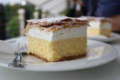 Bled Cream Cake by the Lake: Eating Kremna Rezina in Slovenia