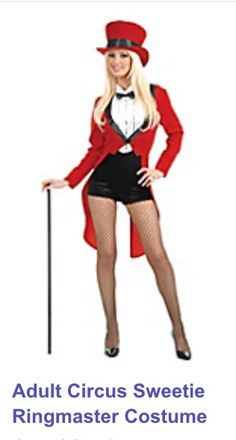 Adult Circus Party, Circus Party Costume, Ringmaster Costume, Circus Fancy Dress, Swat Costume, Circus Theme, Popular Halloween Costumes, Costumes For Women, Adult Halloween