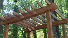 How to Build a Pergola | DIY Shed, Pergola, Fence, Deck & More Outdoor Structures | DIY