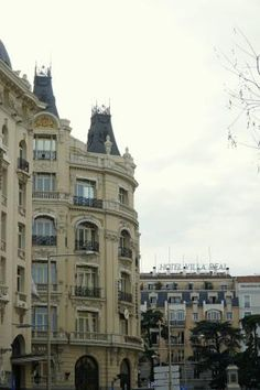 Where to stay in Madrid: the best barrios (neighborhoods) in the capital: Accommodation Near Paseo del Prado