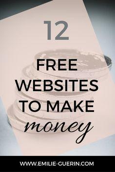 make money online, affiliate marketing, surveys,