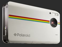 """The Polaroid Z2300 features an integrated printer enabling users to instantly capture, edit and in less than a minute print full color, 2x3"""" prints. You can also easily upload images to any (any? really?) social media platform. Launches August 15, 2012 for $160."""