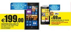 UNIVERSO NOKIA: Lumia 925 a 199€ e Lumia 520 a 69€ da Auchan