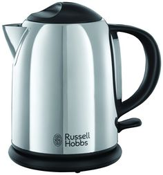 Russell Hobbs 20190 Chester Compact Kettle, 1 L, 2200 W - Polished Stainless Steel No description (Barcode EAN = 5054186352045). http://www.comparestoreprices.co.uk/december-2016-6/russell-hobbs-20190-chester-compact-kettle-1-l-2200-w--polished-stainless-steel.asp