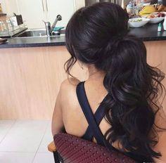 15 best ponytail wedding hairstyle photos - wedding hairstyles - cuteweddingideas.com