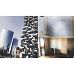 Si riparte alle grande!  Aperto cantiere Zona Isola  Milano  #ristrutturazione #chiaviinmano #interiordesign #interior #piacenza #milano #rizzi_design_team - http://ift.tt/1FeLg8p