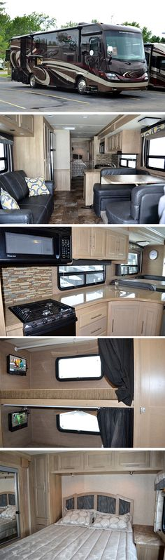 "2014 Coachmen SPORTSCOACH CROSS COUNTRY 361BH. Simply put, the ""Cross Country is exceptional elegance in design and value at a price that makes an RD possible! With all the amenities you need in the comfort and use of a motorhome, built on the Freightliner chassis, the Cross Country provides you with all the advantages of a Rear Diesel Motorhome"