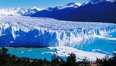 ペリト・モレノ氷河 Glacier that I'm eager to visit.