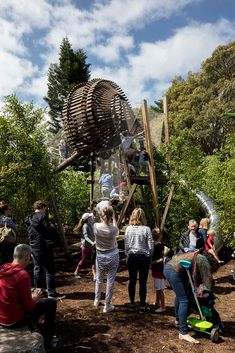Ian Potter Children's WILD PLAY by ASPECT Studios « Landscape Architecture Works | Landezine