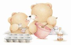 Florynda del Sol ღ☀¨✿ ¸.ღ Anche gli Orsetti hanno un'anima…♥ Cute Images, Cute Pictures, Teady Bear, Teddy Bear Pictures, Blue Nose Friends, Bear Illustration, Friends Wallpaper, I Love You Mom, Love Bear