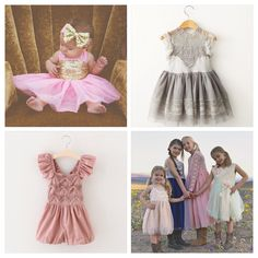 Shop our unique selection of girls clothing and accessories! www.angoraboutique.com