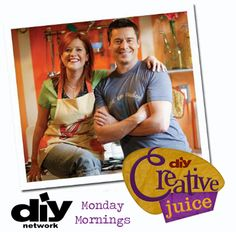 Cathie Filian: TV & Webisodes Creative Juice is a multiple Emmy Nominated Television show that features hip and lively d.i.y. crafts and cooking.  104 episodes of Creative Juice were created, produced and hosted by Cathie Filian and Steve Piecenza.  Visit Our Page at DIY Network here.  Visit Our page at HGTV here.