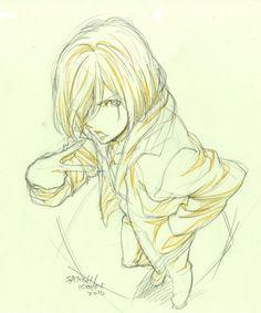 #Dessin #CrayonDeCouleur par Satoshi Koike #Mangaka