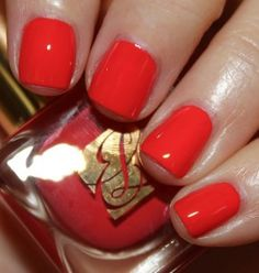 Estee Lauder Pure Color Nail Lacquer in Hot Spell 285x300 Estee Lauder Pure Color Nail Lacquer in Hot Spell