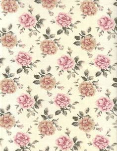 Vintage Flowers Wallpaper, Flower Wallpaper, Vintage Roses, Vintage Paper, Background Vintage, Paper Background, Iphone Wallpaper Smoke, Multi Colored Flowers, Floral Printables