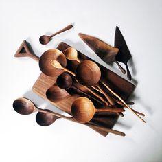 so many spoons
