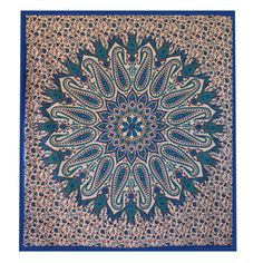Hang this beautiful piece of art at window or door it will give a complete new look to your room with its stunning designsglittering-mandala-wall-tapestry. Buy now online @ HandiCrunch.