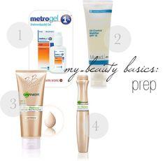 beauty basics: prep