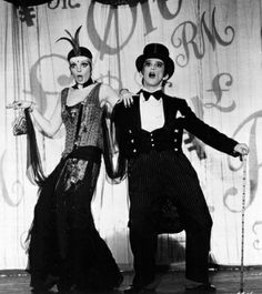 Liza Minelli and Joel Grey - Cabaret