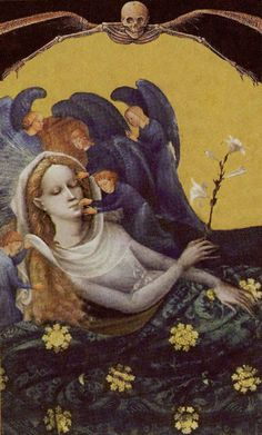 Death - Golden Tarot