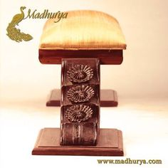 Traditional Bench  Get home this cozy bench to add a unique charm in your living spaces. A Heritage seasoned teak wood bench designed in the #traditional make with silk-covered upholstery. Check out more at: http://www.madhurya.com/heritage-bench.html  #bench   #furnitureonline