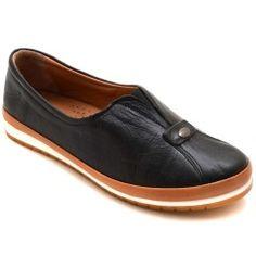 Bayan Günlük Deri Ayakkabı